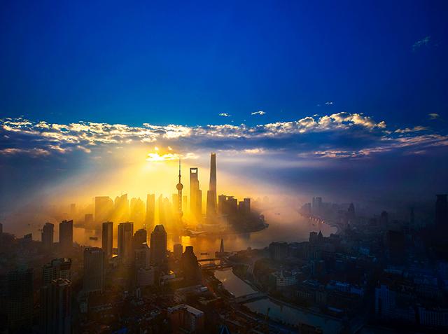 IPA上海举办 爱之助学 摄影展览